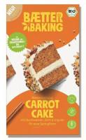 Bio Backmischung Carrot Cake - glutenfrei