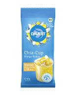 Chia-Cup Mango-Kokos - glutenfrei