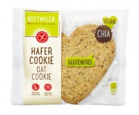 Hafer Cookie mit Chia - glutenfrei