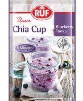 Chia Cup Blueberry Tonka - glutenfrei