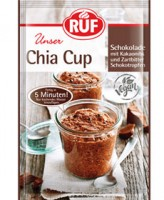 Chia Cup Schokolade - glutenfrei