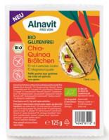 Bio Chia Quinoa Brötchen - glutenfrei