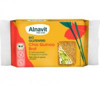 Bio Chia Quinoa Brot - glutenfrei