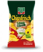 MHD***11.11.19 Chipsfrisch Sour Cream & Wild Onion - glutenfrei