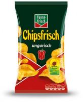 Chipsfrisch ungarisch - glutenfrei