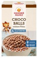 Choco Balls mit feinem Kakao - glutenfrei