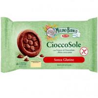 CioccoSole Kekse mit Schokolade - glutenfrei
