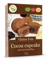 MHD*** 04.09.17 Cocoa Cupcake Muffins - glutenfrei