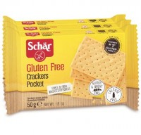 Crackers Pocket - glutenfrei
