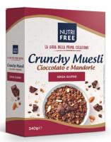 Crunchy Muesli Cioccolato e Mandorle - glutenfrei