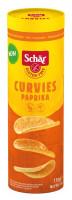 Curvies Paprika - glutenfrei