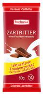 Dextrose Zartbitter ohne Fruchtzuckerzusatz - glutenfrei
