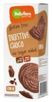 Digestive Choco no sugar added - glutenfrei