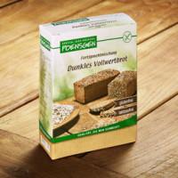 Fertigmehlmischung Vollwertbrot - glutenfrei