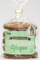 Elisen-Lebkuchen vegan unglasiert - glutenfrei