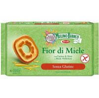 Fior di Miele Kekse mit Honig - glutenfrei