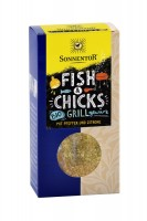 Fish & Chicks Bio Grillgewürz - glutenfrei