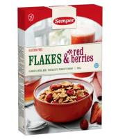 Flakes & Red Berries Rote Früchte - glutenfrei