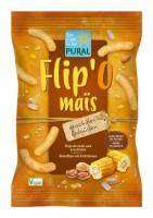 Flip O Maisflips mit Erdnüssen - glutenfrei