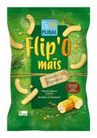 Flip O Maisflips mit Rosmarin - glutenfrei