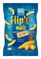 MHD*** 20.8.19 Flip O Maisflips mit Salz - glutenfrei
