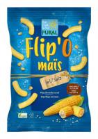 Flip O Maisflips mit Salz - glutenfrei