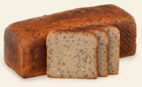 3-Saaten-Brot 1000g, frisch gebacken - glutenfrei