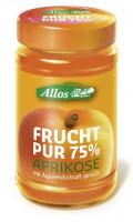Bio Frucht Pur Aprikose - glutenfrei
