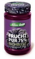 Bio Frucht Pur Brombeere - glutenfrei
