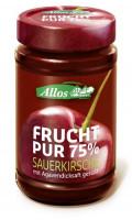 Bio Frucht Pur Sauerkirsche - glutenfrei