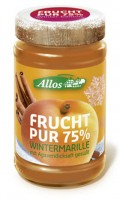 Bio Frucht Pur Wintermarille - glutenfrei