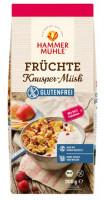 Bio Früchte Knusper-Müsli - glutenfrei