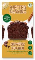 Bio Gewürzkuchen Backmischung - glutenfrei