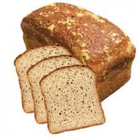 Das Reisfreie Brot, frisch gebacken - glutenfrei