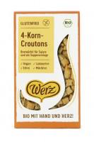 4-Korn Croutons - glutenfrei