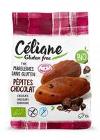 Madeleines mit Schokoladenstückchen - glutenfrei
