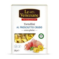 Le Veneziane Tortellini mit Schinken - glutenfrei