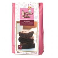 Backmischung für Brownies - glutenfrei