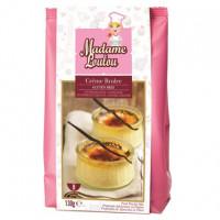Backmischung für Creme Brulee - glutenfrei