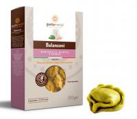Glutenfreie Balanzoni mit Mortadella, Ricotta & Spinat - glutenfrei