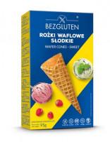 Glutenfreie Eistüten Wafer Cones Sweet - glutenfrei
