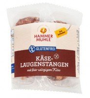 Käse-Laugenstangen - glutenfrei