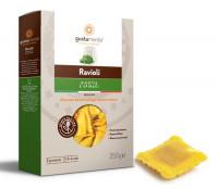 Glutenfreie Ravioli mit Ricotta & Spinatfüllung - glutenfrei