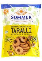 Bio Taralli Fenchel & Sesam - glutenfrei