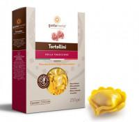 Glutenfreie Tortellini mit Mortadella, Schinken & Parmesan - glutenfrei