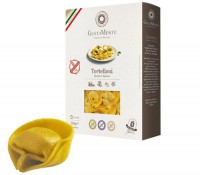 Glutenfreie Tortelloni mit Ricotta & Spinatfüllung - glutenfrei