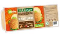 Hamburger Brötchen vegan - glutenfrei