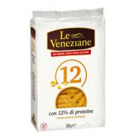 Le Veneziane 12 Penne Rigate mit 12% Protein - glutenfrei