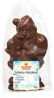 Schoko Nikolaus vegan & laktosefrei - glutenfrei