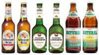 Glutenfreies Bier Mischpaket 6 x 2 Flaschen (MEHRWEG) - glutenfrei